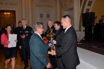 Absolutní vítěz ve střelbě ze Sa vz. 58 + Pi CZ 75 • Petr Krčka – SSKP Sokolov •