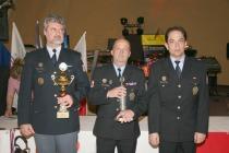Vítězné družstvo IPA ve střelbě z Pi CZ 75 • IPA Znojmo • Putovní pohár – IPA  Nabburg
