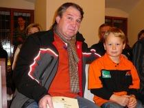 Ocenění sportovci 2010